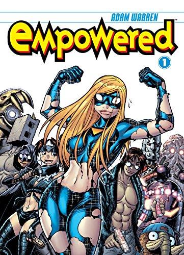 Empowered, Vol. 1: Adam Warren