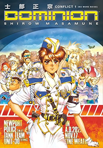 Dominion: Conflict-No More Noise: No More Noise No. 1: Masamune, Shirow