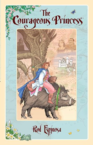 9781593077198: The Courageous Princess