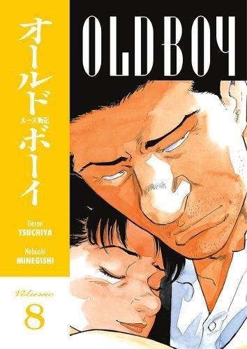 9781593077228: Old Boy Volume 8: v. 8