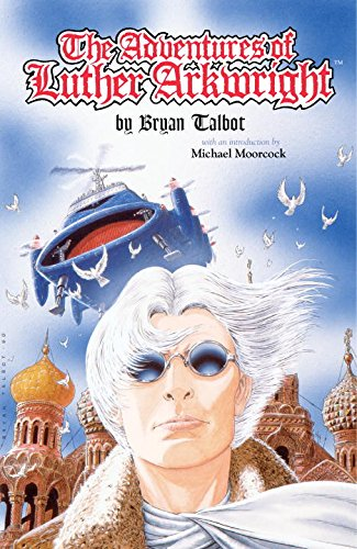 9781593077259: The Adventures Of Luther Arkwright