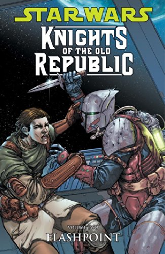 9781593077617: Star Wars: Flashpoint v. 2: Knights of the Old Republic (Star Wars: Knights of the Old Republic)