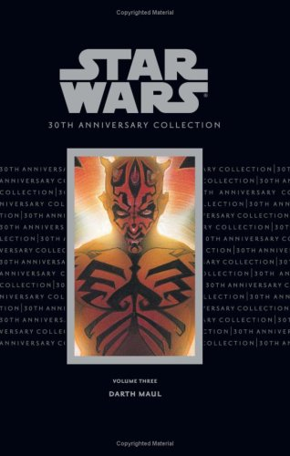 9781593077631: Star Wars: 30th Anniversary Collection Volume 3--Darth Maul