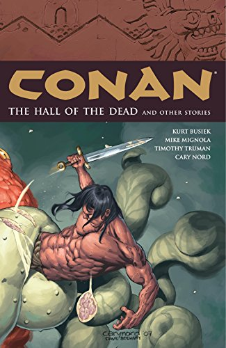 9781593077754: Conan Volume 4: The Halls of the Dead and Other Stories: Halls of the Dead and Other Stories v. 4