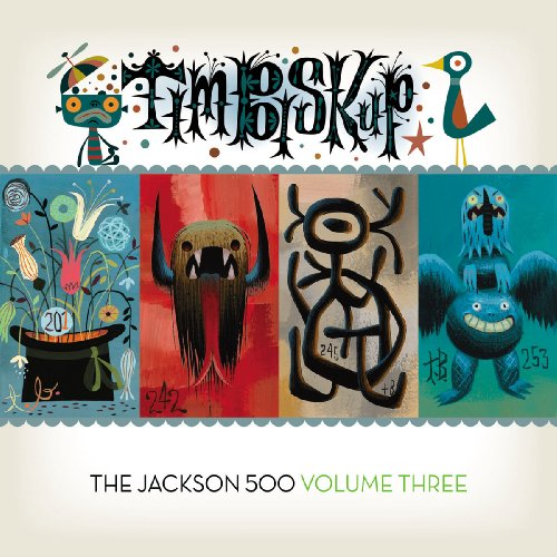 9781593077778: The Jackson 500 Volume 3 (v. 3)