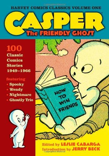 Harvey Comics Classics Volume 1: Casper the Friendly Ghost