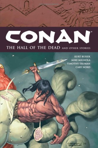 9781593077969: Conan Volume 4: The Hall of the Dead and Other Stories