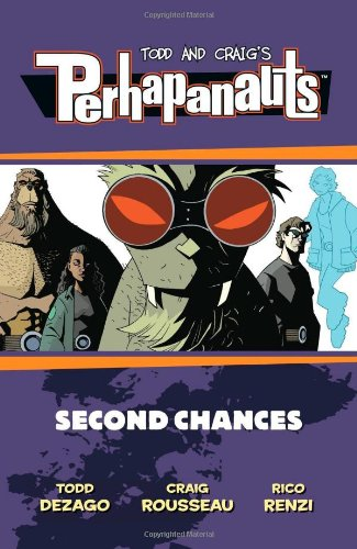 9781593077976: The Perhapanauts: Second Chances