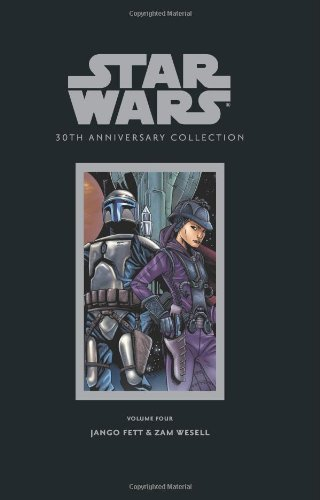 9781593078003: Star Wars: 30th Anniversary Collection, Volume 4: Jango Fett & Zam Wesell