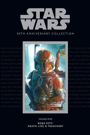 Star Wars 30th Anniversary Collection, Volume 9: John Wagner