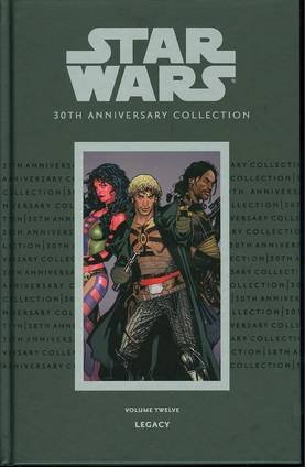 9781593078119: Star Wars 30th Anniversary Collection, Volume 12: Legacy