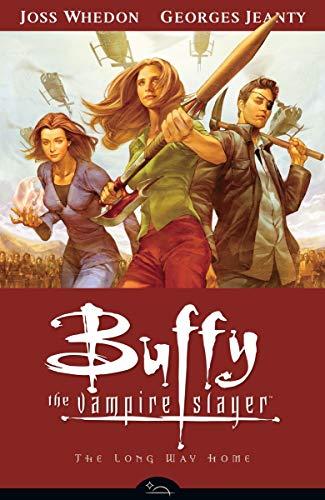 9781593078225: The Long Way Home (Buffy the Vampire Slayer, Season 8, Vol. 1)