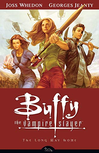BUFFY THE VAMPIRE SLAYER 01 THE LONG W
