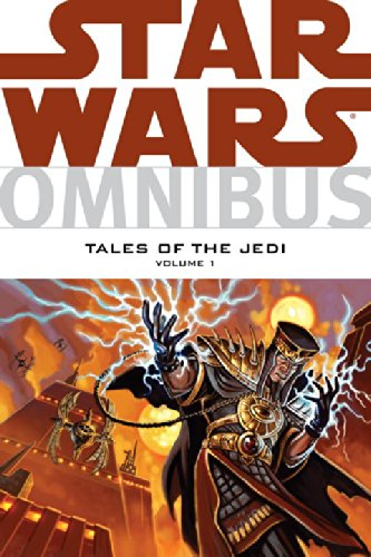 9781593078300: Star Wars Omnibus: Tales of the Jedi, Vol. 1