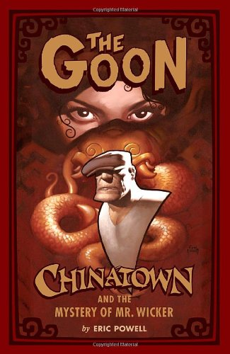 The Goon: Chinatown (Goon (Unnumbered)) (1593078331) by Eric Powell