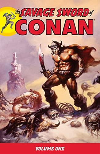The Savage Sword of Conan, Vol. 1 (v. 1): Roy Thomas