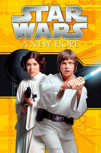 9781593078744: Star Wars Episode IV: A New Hope Photo Comic