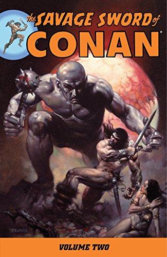 9781593078942: The Savage Sword of Conan Volume 2: v. 2