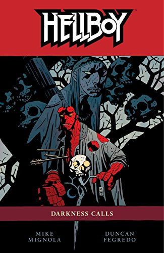 Hellboy Vol. 8 : Darkness Calls