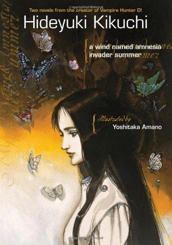 9781593079345: A Wind Named Amnesia/Invader Summer
