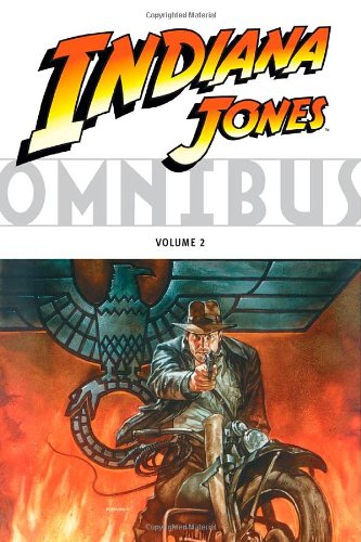 9781593079536: Indiana Jones Omnibus Volume 2: v. 2