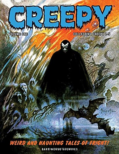 9781593079734: Creepy Archives Volume 1