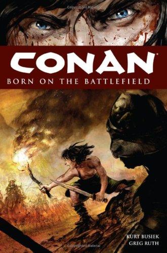9781593079802: Conan Volume 0: Born on the Battlefield