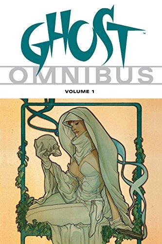 9781593079925: Ghost Omnibus, Vol. 1