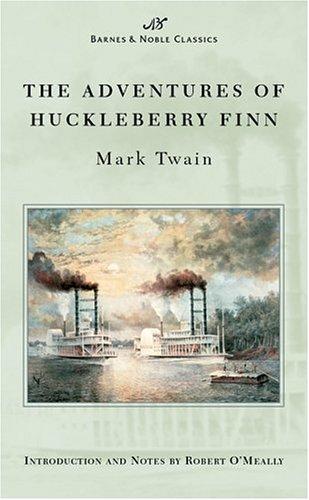 Adventures of Huckleberry Finn (Barnes Noble Classics Series) (BN Classics)
