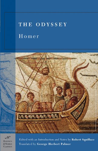 The Odyssey (Barnes & Noble Classics): Homer