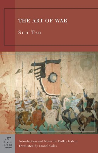 9781593080167: The Art of War (Barnes & Noble Classics Series) (B&N Classics)