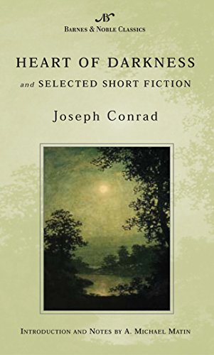 joseph conrads use of light and dark in his writings