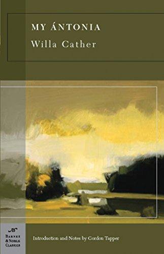 9781593080242: My Antonia (Barnes & Noble Classics)