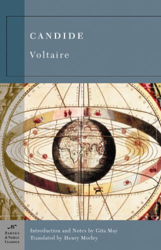 Candide, or Optimism: Voltaire; May, Gita;Morley,