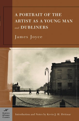 9781593080310: A Portrait of the Artist as a Young Man and Dubliners (Barnes & Noble Classics)