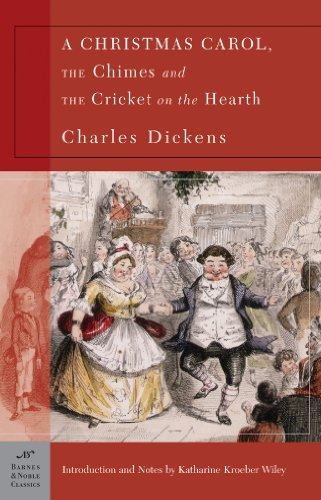 9781593080334: A Christmas Carol, The Chimes & The Cricket on the Hearth (Barnes & Noble Classics)