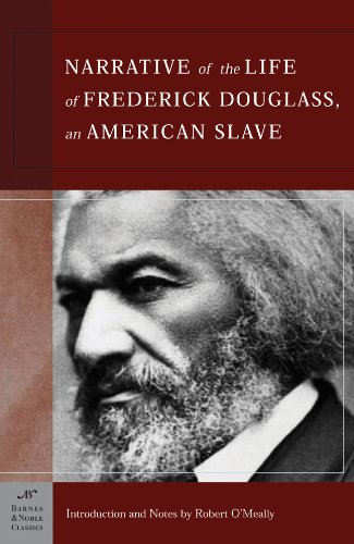 9781593080419: The Narrative of the Life of Frederick Douglass, an American Slave (Barnes & Noble Classics Series): An American Slave
