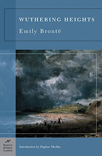 Wuthering Heights (Barnes & Noble Classics Series): Bronte, Emily