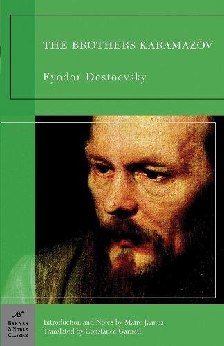 9781593080457: The Brothers Karamazov (Barnes & Noble Classics)