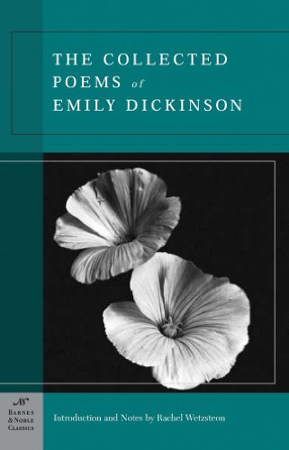The Collected Poems of Emily Dickinson (Barnes Noble Classics Series)