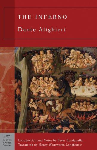 The Inferno (Barnes & Noble Classics Series): Dante Alighieri