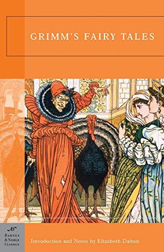 9781593080563: Grimm's Fairy Tales (Barnes & Noble Classics)