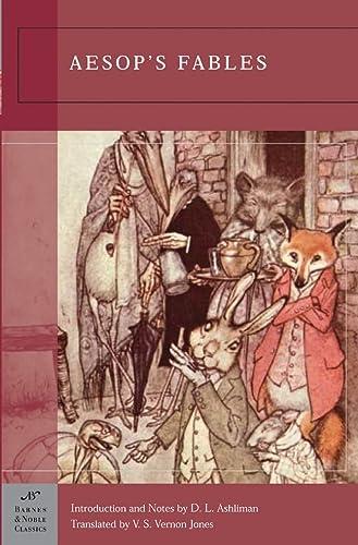 Aesops Fables (Barnes Noble Classics Series)
