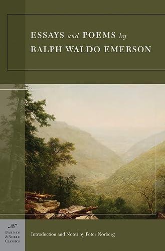 9781593080761: Essays & Poems by Ralph Waldo Emerson (Barnes & Noble Classics)