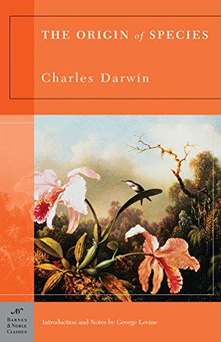 9781593080778: The Origin of Species (Barnes & Noble Classics)
