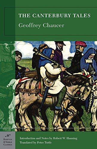9781593080808: The Canterbury Tales (Barnes & Noble Classics)