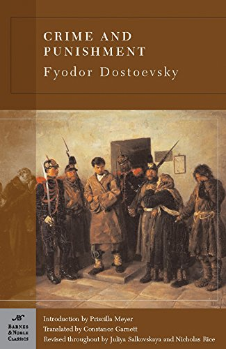 9781593080815: Crime and Punishment (Barnes & Noble Classics)