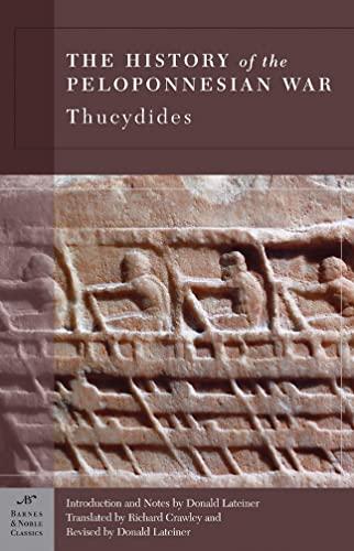 9781593080914: The History of the Peloponnesian War (Barnes & Noble classics)