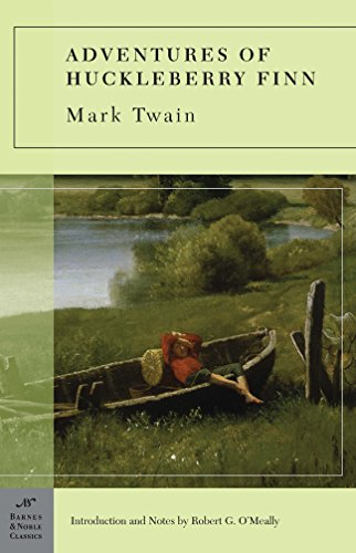a discussion on the explanatory in the book the adventures of huckleberry finn by mark twain Reviews and ratings and suggested discussion questions from our book text of adventures of huckleberry finn of reading and re-reading mark twain.