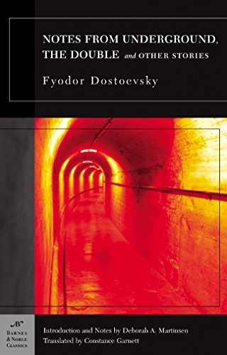Notes from Underground, The Double and Other Stories (Barnes & Noble Classics) (9781593081249) by Dostoevsky, Fyodor